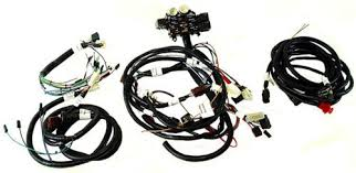 14503 chassis wiring harness factory five parts catalog 14503 chassis wiring harness