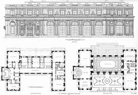 english country house floor plan elegant flemish manor house plan nd floor plan fancy idea old