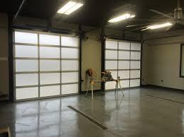 clear glass garage door. Glass Garage Doors For Top Door Full View Aluminum Frosted Clear U