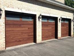 brown garage doors with windows. Garage Door With Windows Modern Doors 2 Frosted Installed By Giant In . Brown