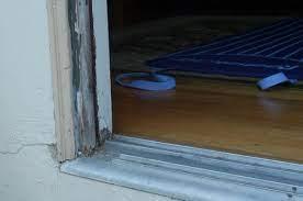 sliding patio door replace new