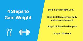 Indian Diet Chart For Weight Gain How To Gain Weight For