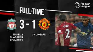 Liverpool vs Manchester United 3-1 – Highlights [DOWNLOAD VIDEO] – AM  onpoint TV