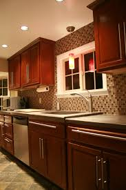 Kitchen Cabinets Around Windows Brighton Township Kitchen Renovation The Natural We And