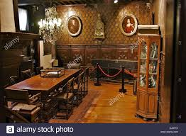 The 17th-18th Century Drawing Room at the Plantin-Moretus Museum in Antwerp