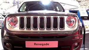 novo jeep 2018.  jeep 2018 jeep renegade limited diesel edition  exterior and interior first  impression look in 4k inside novo jeep