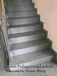 Wir möchten ihnen hier einen kleinen überblick über die bauarten von granittreppen geben. Granit Geflammt In Treppen Gunstig Kaufen Ebay