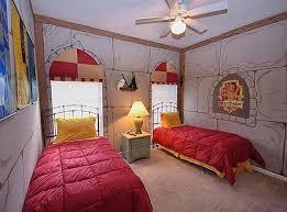 harry potter bedroom decor