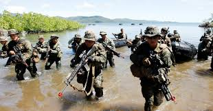 the foreign policy essay the limits of small footprints rand philippine and u s marine iers in a joint military exercise in ulugan bay