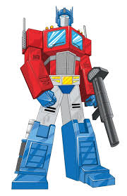 Small Picture Optimus Prime in Sean Forneys Coloring Samples Comic Art Gallery