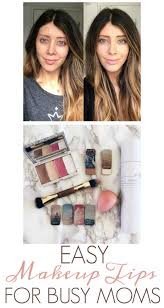five minute makeup look for busy moms easy daily makeup routine easy makeup routine