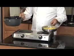 waring pro db60 professional double burner
