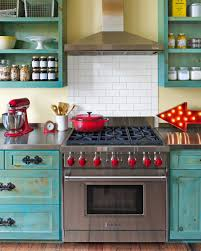 Colorful Kitchen Cabinets 10 Ways To Create A Colorful Vintage Style Kitchen Vintage
