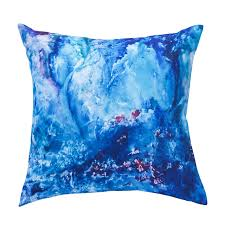 Modern Design High Quality Outdoor Cushion Blue Chair Set pad