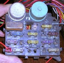 woody s 1984 jeep cj7 laredo 1978 cj5 1953 m38a1 fuses electrical