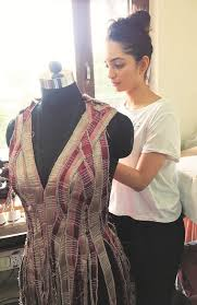 Designer Dresses In Ludhiana A Green Stitch Ludhiana Designer Seerat Virdi At Redress
