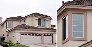 exterior window trim paint ideas. residential color palette. exterior paint colors window trim ideas