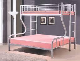 metal bunk bed. Talitah Metal Bunk Bed