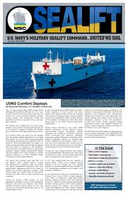 Military Sealift Command Pay Chart 2018 Sealift November 2018 By Military Sealift Command Issuu