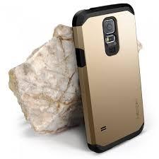 samsung galaxy s5 copper gold. jual spigen samsung galaxy s5 case tough armor copper gold indonesia original harga murah