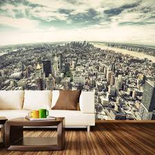 New York City 5th Ave Wall Mural Decal