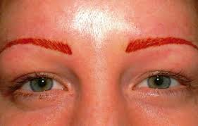 permanent eyebrow tattooing for redheads would you do it how to be a redhead