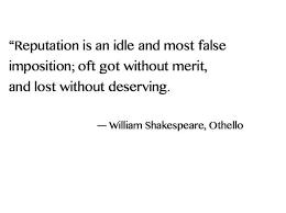 Othello Quotes