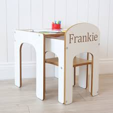 white wooden office chair. white wooden desk and chair office