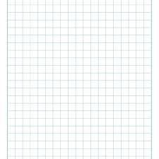 Printable Graph Paper Free Blank For Floor Plans Graphing