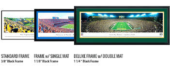 10 x 30 panoramic frame panoramic picture frames learn about frame options