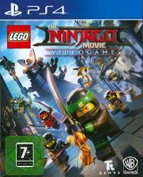 The LEGO Ninjago Movie Videogame [PS4] (D) - Thali