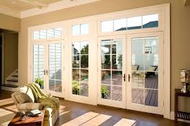 sliding glass door replacement options creative of wood patio doors with home decor ideas french patio