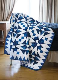 Electric Blue Quilt Project - The Quilting Company & Electric Blue - Two Color Quilts Adamdwight.com