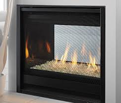 Image Two Sided Multiple Design Possibilities And Enjoyment From Two Rooms Heat Glo St36 Seethrough Series Gas Fireplace Heat Glo