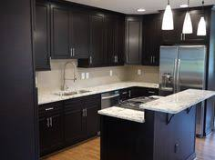 Brilliant Dark Kitchen Cabinets Colors Small Design Pictures Remodel To Ideas