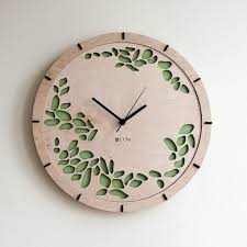 Small Picture Best 20 Wooden clock ideas on Pinterest Wood clocks Wooden