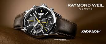 huge discount on swiss luxury raymond weil replica watch
