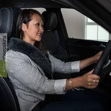 genuine sheepskin car seat covers care accessories kiwi sheepskins