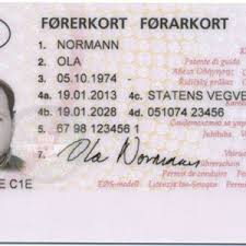 Suppliers Archives License - Global Quest Norwegian Driver's