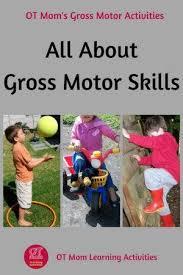 What Are Gross Motor Skills