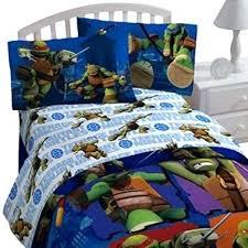 Ninja Turtle Comforter Set Twin Nickelodeon Ninja Turtles City ...