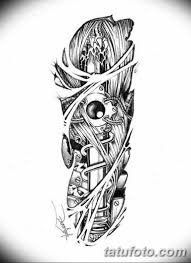 тату эскизы мужские черно белые 09032019 005 Tattoo Sketches