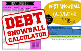 debt snowball calculator free debt snowball calculator automatically calculates payoff date on