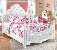 Twin bedroom furniture sets Coaster Kids Princess Bedroom ...