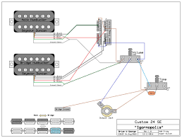 5 way super switch wiring help How To Determine Wire Colors For Humbuckers if your pups aren't s ds, then you may need to find out which color wires are north start, north finish, south finish, and south start for your pickups