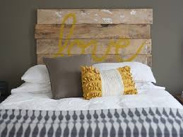 unique pieces of furniture. pallets_headboard unique pieces of furniture i
