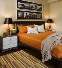 Orange And Black Bedroom Orange And Gray Bedroom Teen Boy Bedroom Orange Gray Black Paint