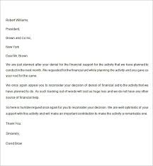 how to write a letter of appeal how to write an admission appeal  how to write a letter of appeal sample appeal letter 7 documents in word