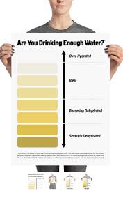 Urine Color Chart Pee Color Chart Water Intake Chart Urine Color Chart Pee