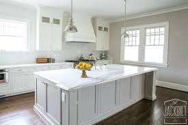marble countertops with white cabinets white kitchen with grey island transitional in cabinets marble remodel white marble countertops with white cabinets